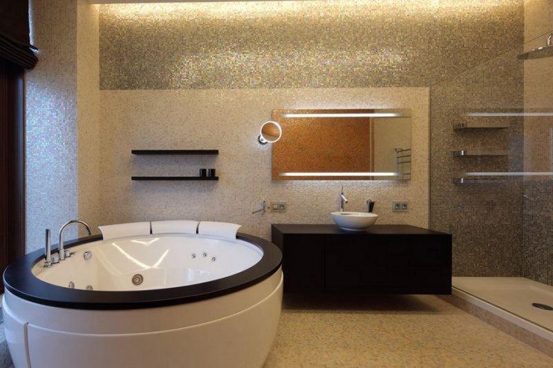 Люксовая ванна