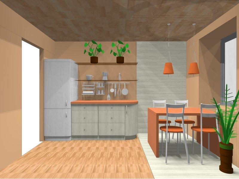 кухня м3