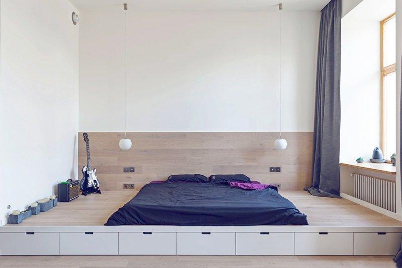 Апартаменты модерн