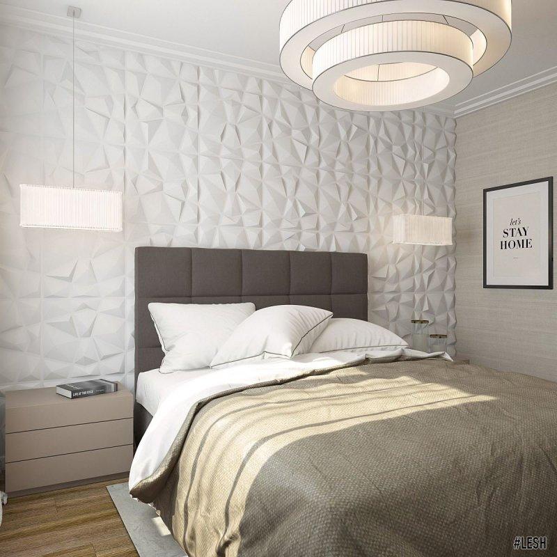 Спальня | Moskovskiy 77m