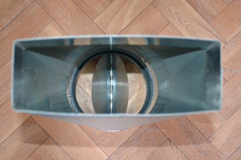 вентиляция для кухонной вытяжки 016