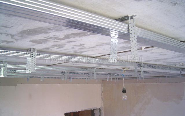 031a каркас потолка
