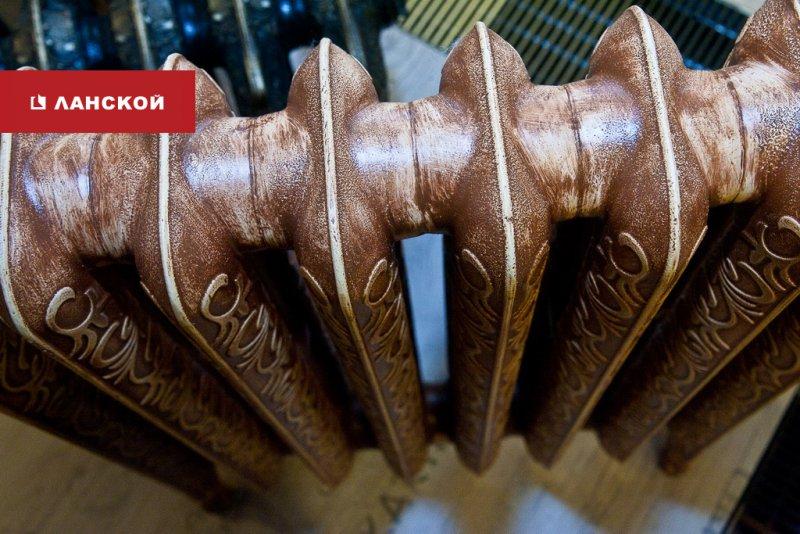 эффектные радиаторы в тк ланской петербург