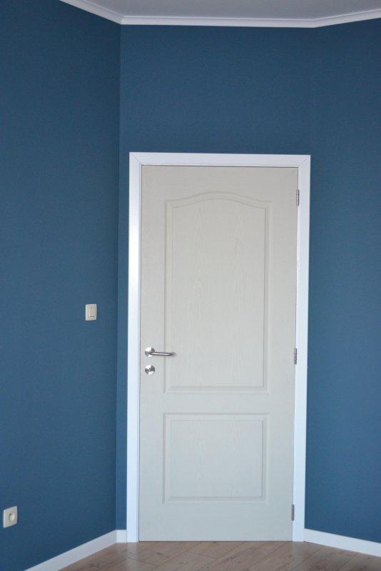 Ремонт спальни 2. Пол и стены. 052