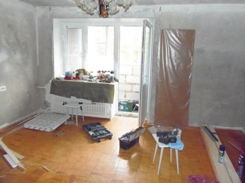 ремонт комнаты от СБК-ремонт 2