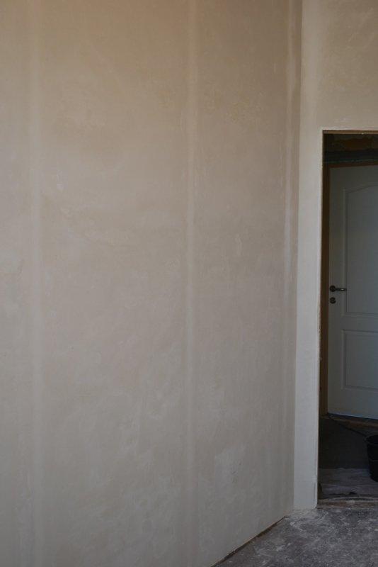 Ремонт спальни 2. Пол и стены. 011