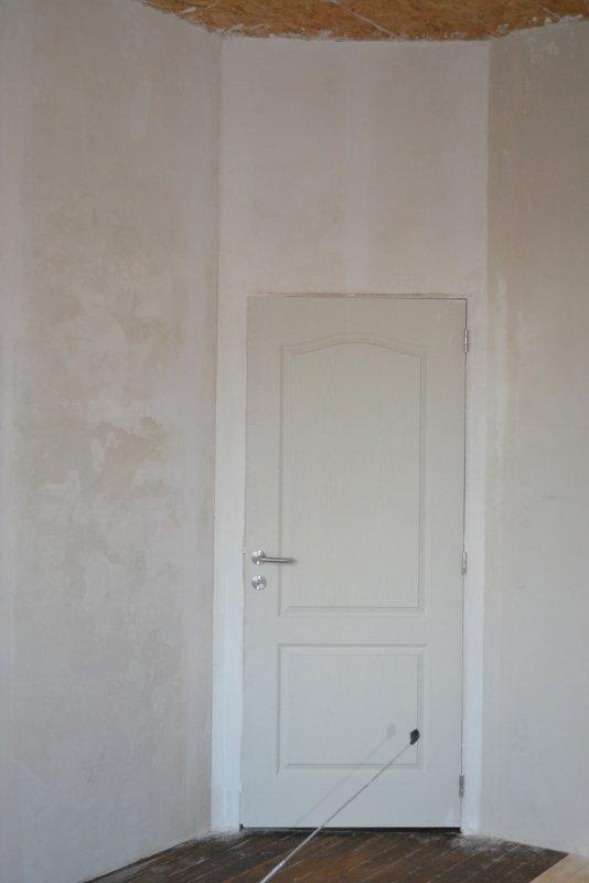 Ремонт спальни 2. Пол и стены. 022