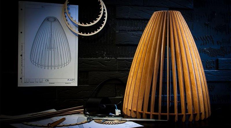 Лампа Лили