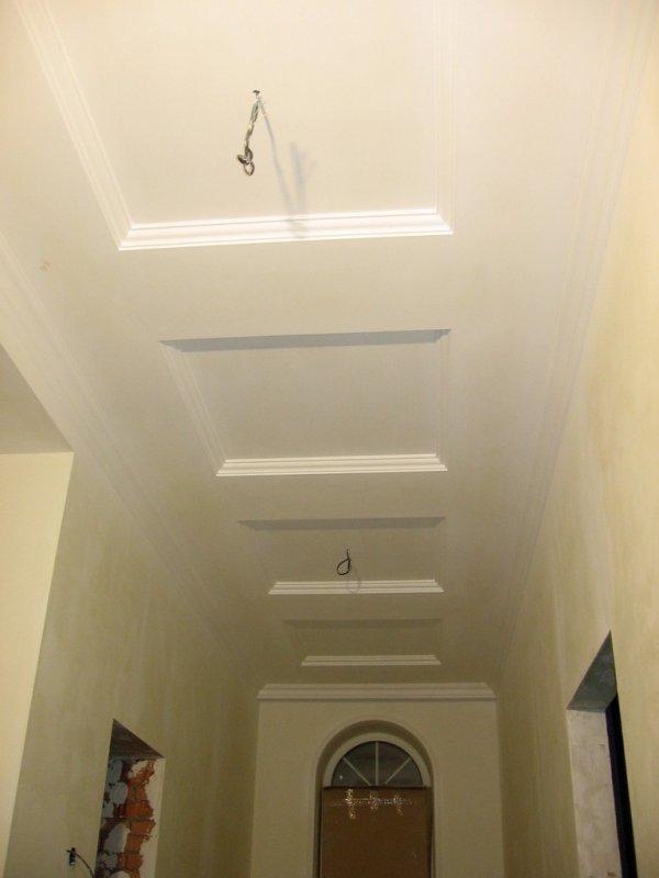 потолок коридор012