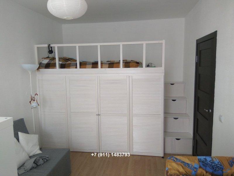 Шкаф-кровать Чердак-1250
