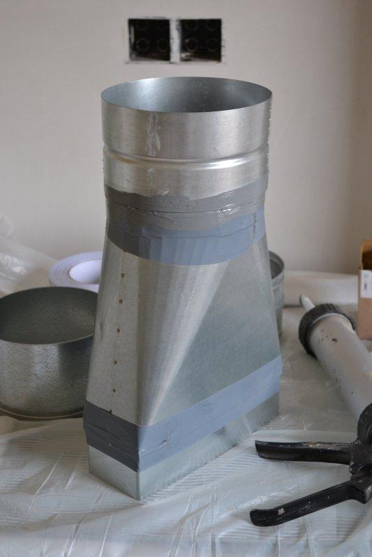 вентиляция для кухонной вытяжки 09