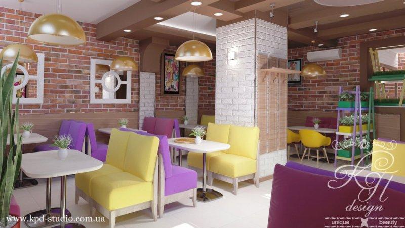 6(2d). Cafe