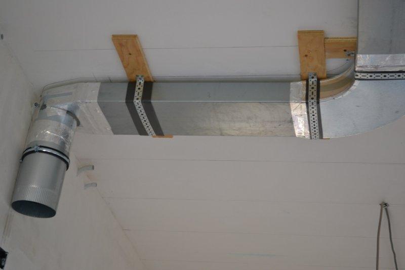 вентиляция для кухонной вытяжки 038