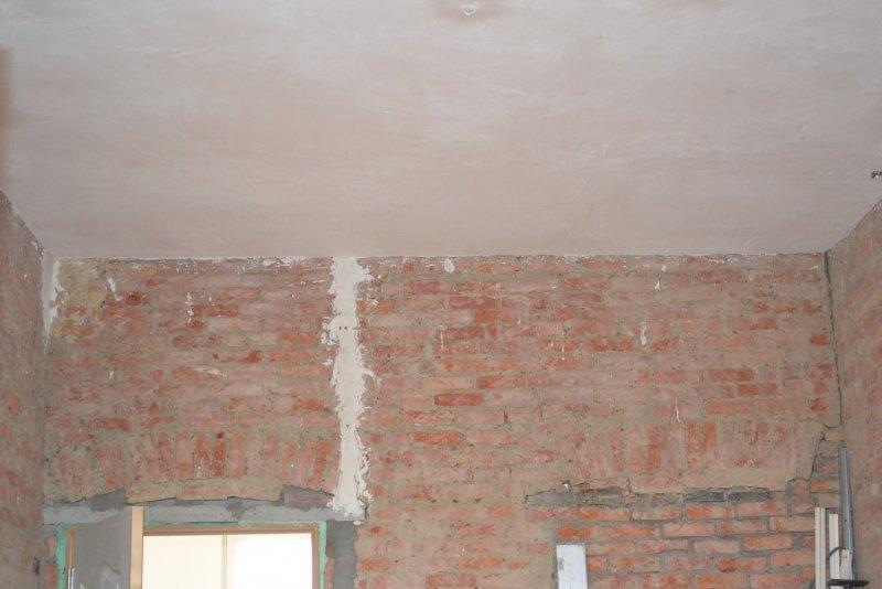 Ремонт на кухне. Потолок. 009