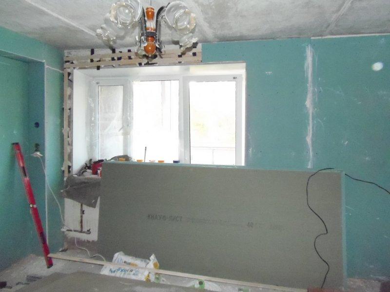 ремонт комнаты от СБК-ремонт 12