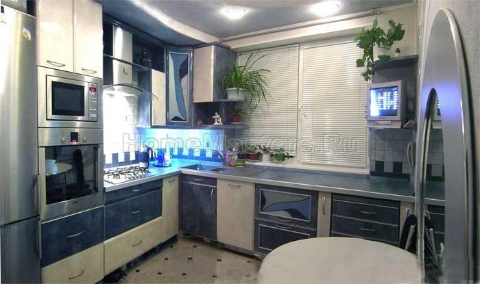 001 Кухня, увиденная сначала в собственных мечтах