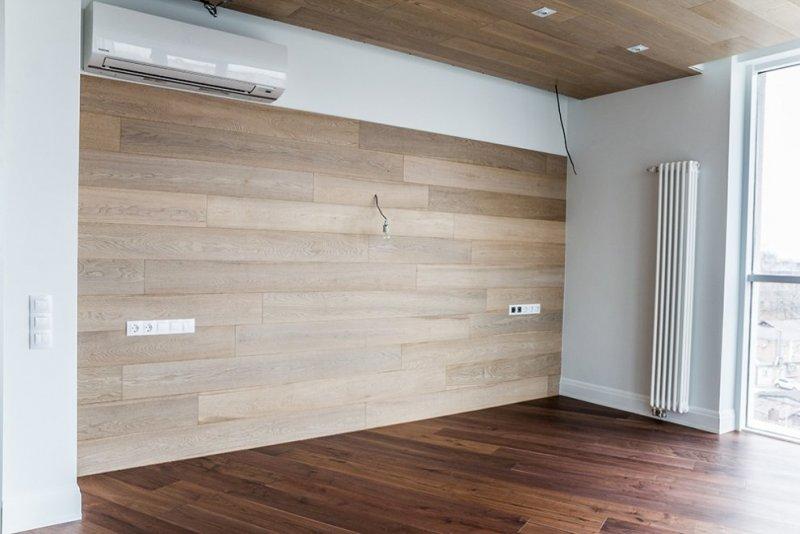Ремонт и отделка частного дома (отделка стен)