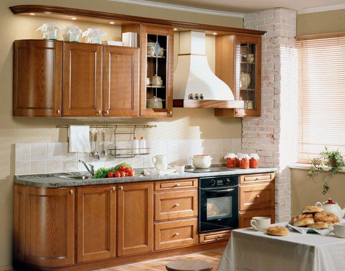 Классика на кухне