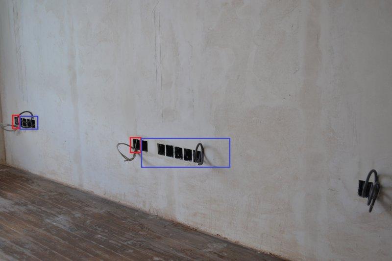 Ремонт спальни 2. Пол и стены. 033
