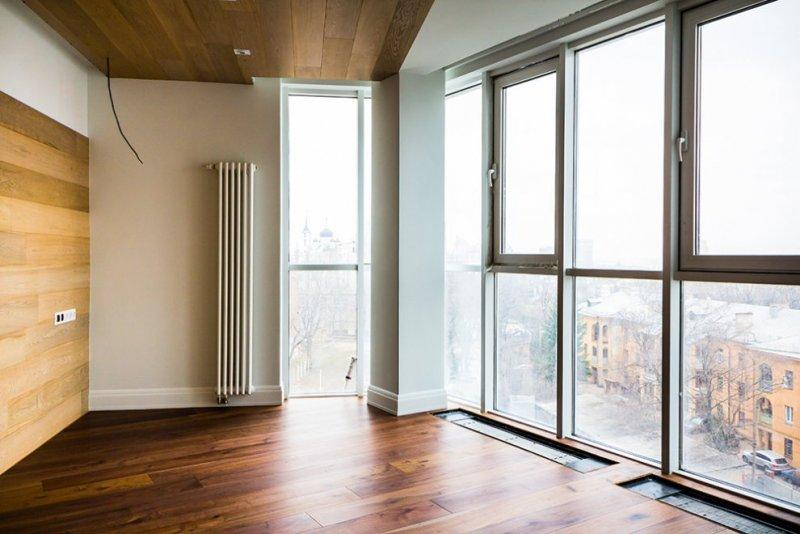Ремонт и отделка частного дома (окна)