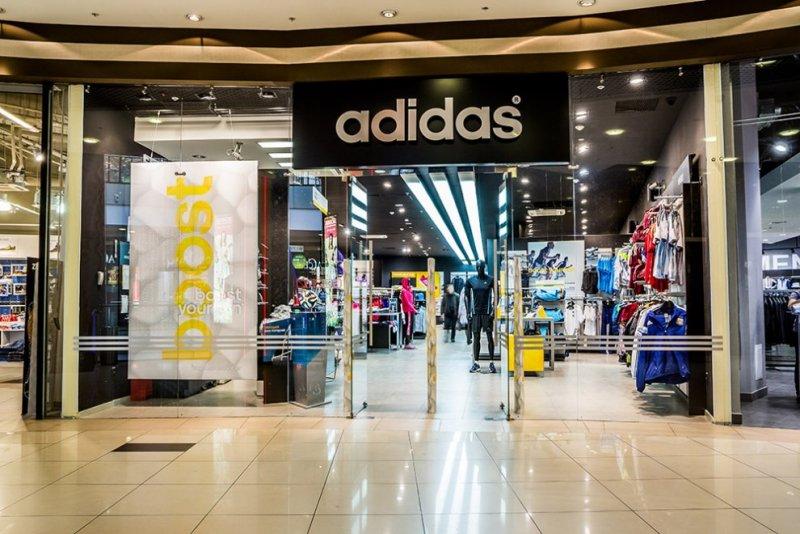 Строительно-отделочные работы магазина сети Adidas (г. Брянск)