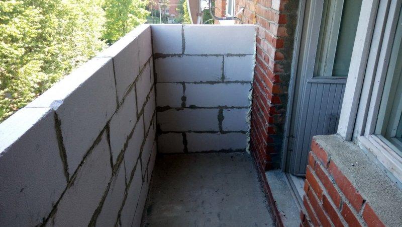 Отделка балкона от СБК-ремонт 15