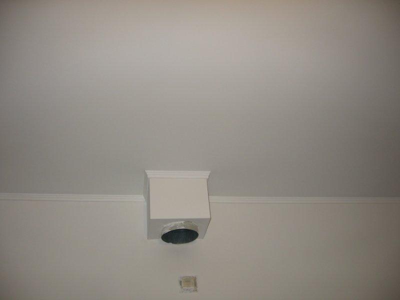 Ремонт на кухне. Потолок. 027