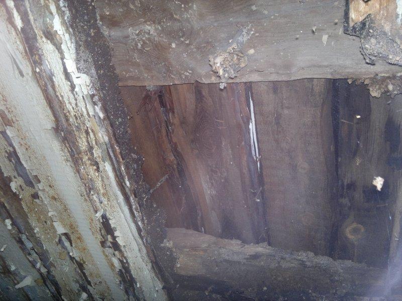 Потолок 3.