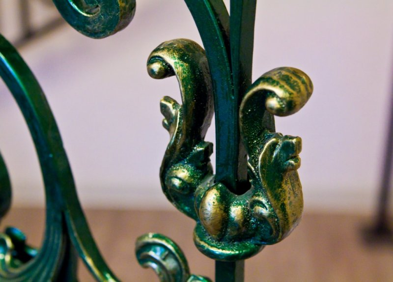 декоративный элемент художественной ковки