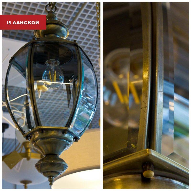 светильник уличный классический
