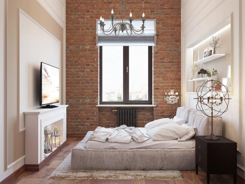Дизайн проект четырехкомнатный квартиры