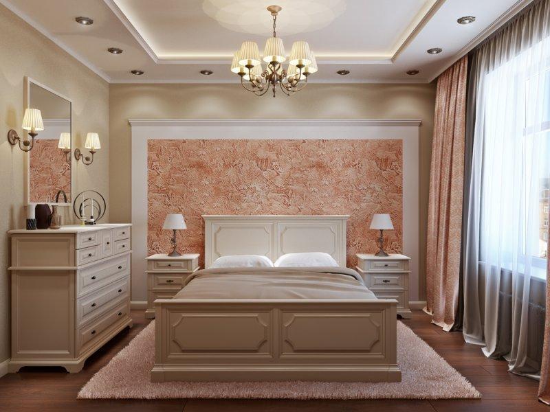 Дизайн проект таунхауса в классическом стиле
