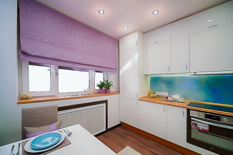 Дизайн проект и ремонт кухни