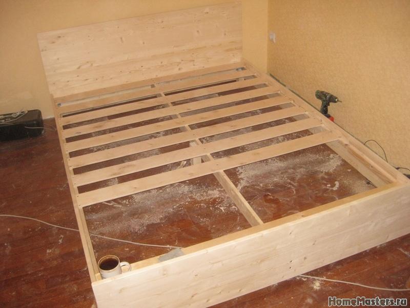 Детские кроватки своими руками в домашних условиях