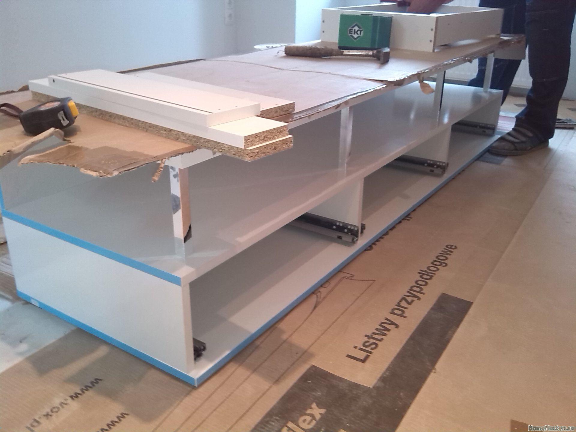 Панели для сборки мебели.