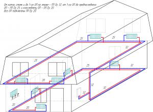 Схема отопления 2 - Размер 301,85К, Загружен: 436