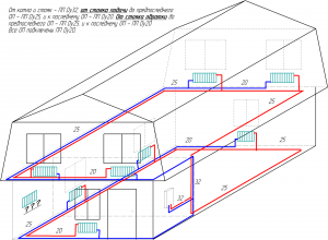 Схема отопления 3 - Размер 323,01К, Загружен: 373