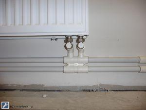 Полипропиленовый узел подключения радиатора - Размер 109,18К, Загружен: 590
