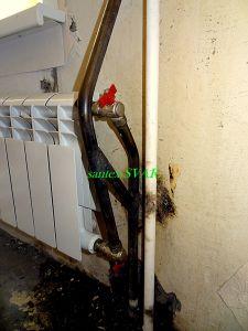 монтаж отопления в узкий проем 4 - Размер 192,8К, Загружен: 345