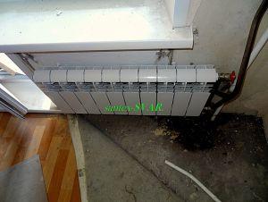 монтаж отопления в узкий проем 3 - Размер 158,66К, Загружен: 398