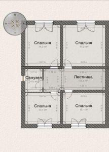 2 этаж - Размер 29,36К, Загружен: 1