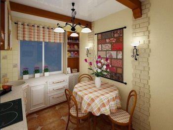 «Большие» решения для маленькой кухни!  3 нехитрых визуальных эффекта