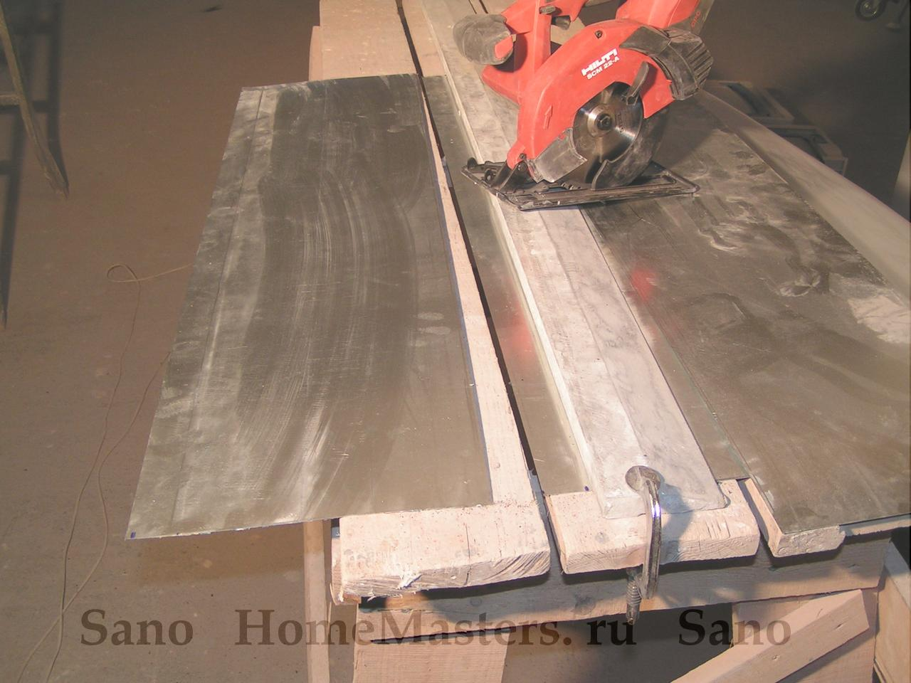 Гнуть листовой металл своими руками