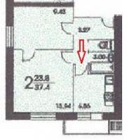 план БТИ - Размер 32,36К, Загружен: 422