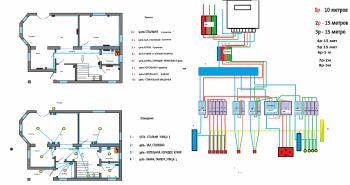 План дома Электричество Новый РАЗЕТКИ - Размер 492,63К, Загружен: 16