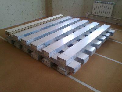 Аклиматизация напольного покрытия - Размер 296,03К, Загружен: 160