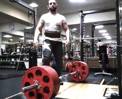 Становая тяга 180 кг - Размер 202,32К, Загружен: 0