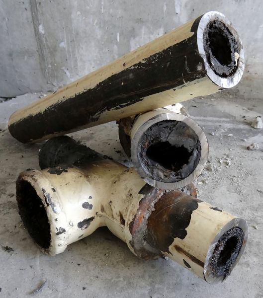 грязь в стояке канализации вода не проходит 7 - Размер 318,95К, Загружен: 0