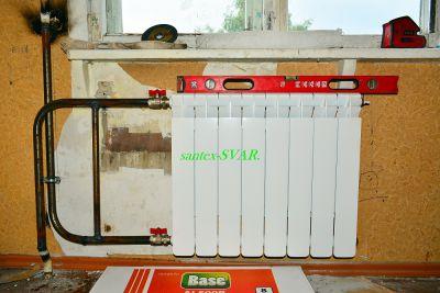 замена радиатора отопления - Размер 550,64К, Загружен: 0