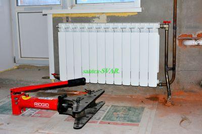 радиатор отопления алюминиевый - Размер 549,8К, Загружен: 0